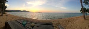 Sunset from Sip Bar